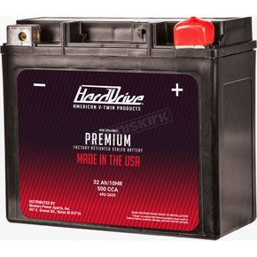 Premium Factory Activated Battery - HRDM732GHL