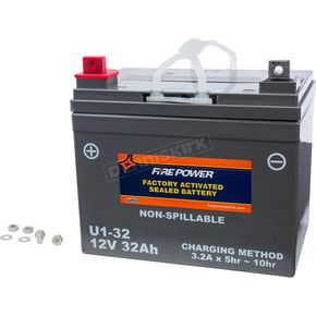 Sealed Factory Activated Battery - YPU1-32