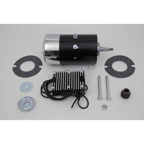 Black 12 Volt XL Alternator Kit - 32-1306