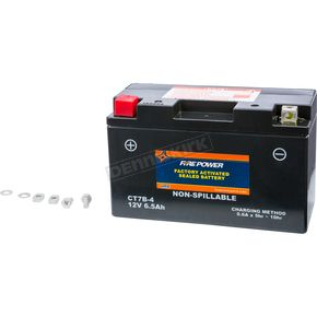Sealed Factory Activated Battery - CT7B-4