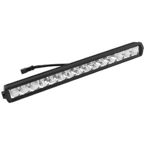 Quadboss 20.5 in. Single Row Hi Lux LED Light Bar - 12095