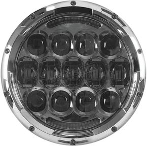 Cyron Chrome 7 in. Urban LED Headlight - ABIG7-A6KC
