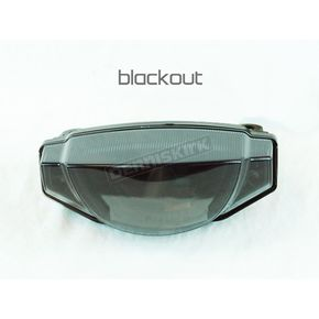 Blackout Integrated Taillight - MPH-80185BD