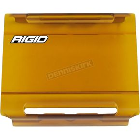 Amber 4 in. E-Series Light Cover - 104933