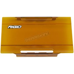 Amber 6 in. E-Series Light Cover - 2100615