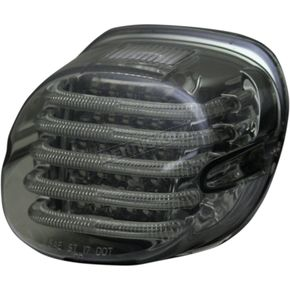 ProBeam LED Laydown Low-Profile Taillight w/Smoke Lens - PB-TL-LPW-S