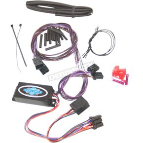 Dynamic Sequential Plug and Play Run/Turn/Brake Signal Module w/Load Equalizer - ILL-SD-A