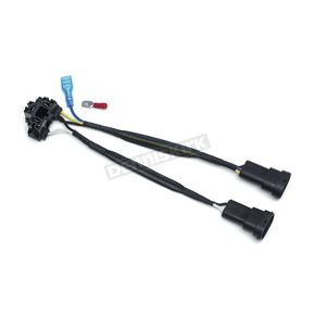 H4/LED Headlight Adapter Harness - 5478