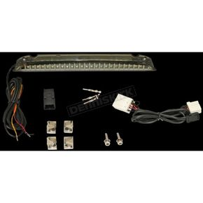 Luggage Rack LED Light Bar w/Smoke Lens - CD-LR-02-S