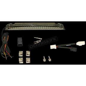 Luggage Rack LED Light Bar w/Smoke Lens - CD-LR-03-S