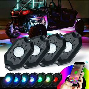 LED Multi Rock Light Kit - BL-RGBROCK4