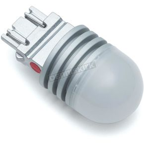 Red/Red 3157 Type LED Bulb - 2886