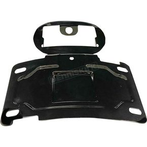 License Plate Relocation Mount - CD-TLLP-KIT-B