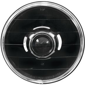 Black Projector H1 Headlight - T70800D