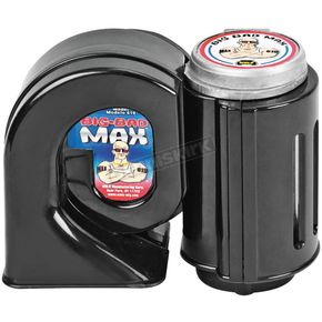 Black Big Bad Max Air Horn - 619