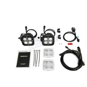 Black D4 LED Light Kit w/Datadim Technology - DNL.D4.10000