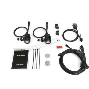 Black DM LED Light Kit w/Datadim Technology - DNL.DM.10000