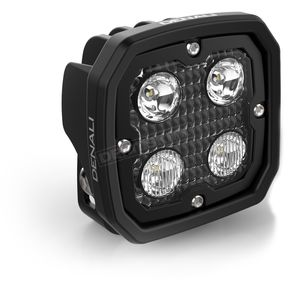 Black D4 LED Light Pod w/Datadim Technology - DNL.D4.050