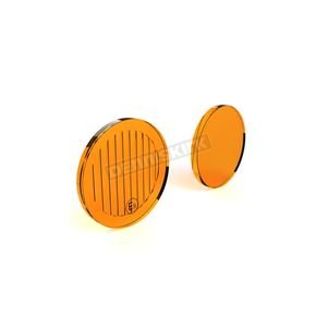 Amber Trioptic Lens Kit for DM LED Lights - DNL.DM.10100