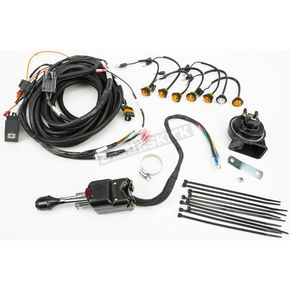 Turn Signal Kit w/Column Lever - TSK-P-RZR-003