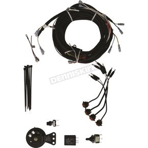 Turn Signal Kit w/Toggle Switch - TSK-P-RZR-001