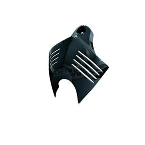 Kuryakyn Black V-Shield Horn Cover - 7204