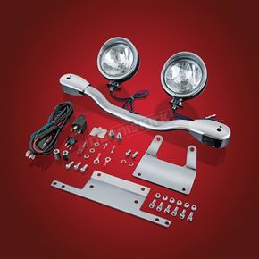 Show Chrome Elliptical Driving Light Kit - 61-115