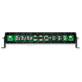 Rigid Industries 20 in. Green Radiance LED Light Bar - 22003