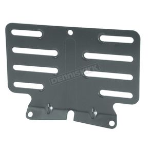 V-Factor Black Steel License Plate Bracket - 13127