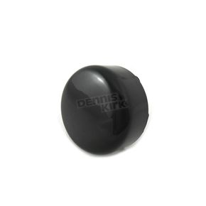 V-Twin Manufacturing Smooth Round Horn Cover - 42-1182