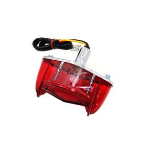 V-Twin Manufacturing Wipac Style Tail Lamp - 33-1039