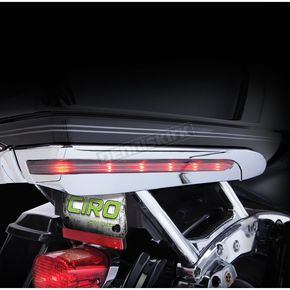 Chrome Light Accents For Tour-Pak® - 40006