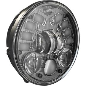 J.W. Speaker Black Model 8691 LED 5 3/4
