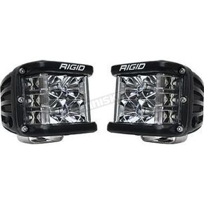 Rigid Industries D-SS Dually Side Shooter LED Flood Lights - 26211