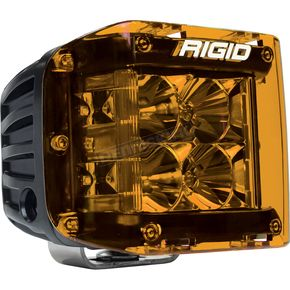 Rigid Industries D-SS Dually Side Shooter Amber Light Cover - 32183