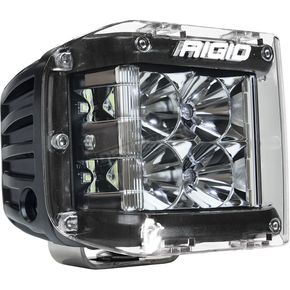 Rigid Industries D-SS Dually Side Shooter Clear Light Cover - 32182