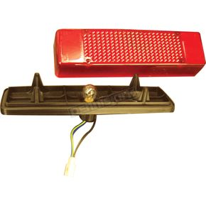 Sports Parts Inc. Taillight Assembly - SM-01110
