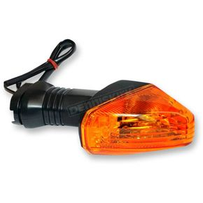 K & S Front Left DOT-Compliant Turn Signal - 25-2302