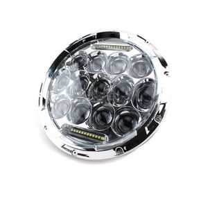Cyron Chrome 7 in. Beast LED Headlight - ABIG7-B6KC