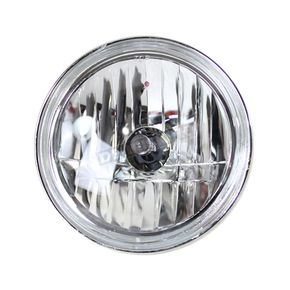 Clear 4 1/2 in. Halogen Single Filament Sealed Beam Spotlamp - 68414-05