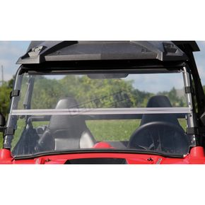 Seizmik Versa Flip Windshield - 23077