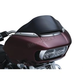 Kuryakyn Chrome Fairing Vent Accent - 6913