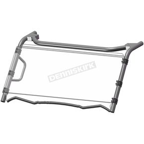 Kolpin Clear Full-Fixed Windshield - 1467