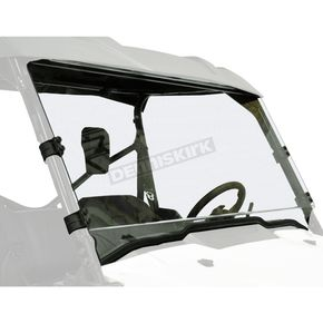 Kolpin Clear Full-Fixed Windshield - 2786