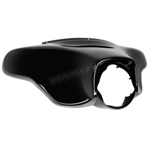 Vivid Black Outer Upper Fairing - HW229308