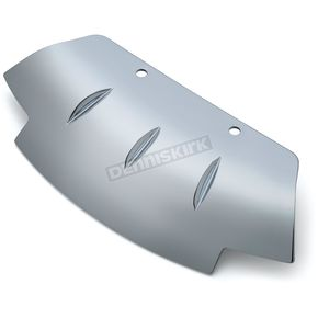 Kuryakyn Chrome Lower Triple Tree Wind Deflector - 1900