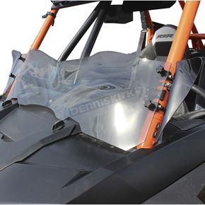 Dark Smoke UTV Flare Wings - 2350-0480
