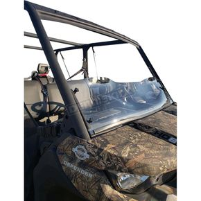 Clear  UTV Flare Windsheild Kit - 2317-0413