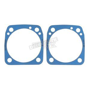 3 5/8 in. Bore Base Gaskets - .018 in. Thick - 930-0093