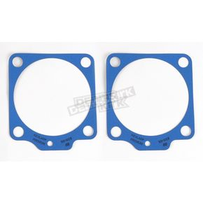 3 7/16 in. and 3 1/2 in. Bore Base Gaskets - .018 in. Thick - 930-0095